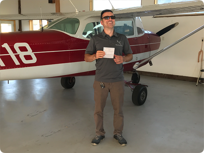 Anthony Arcuicci - Private Pilot