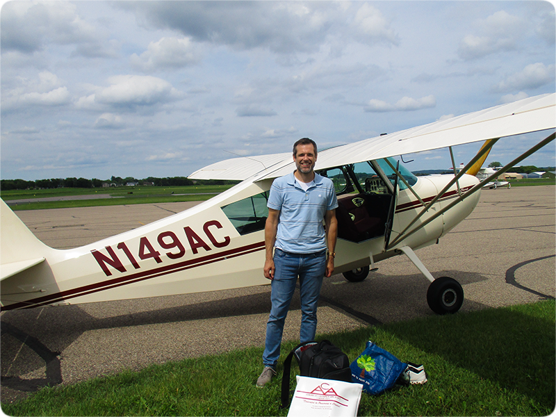 Ryan Kirvida - Tailwheel Private Pilot