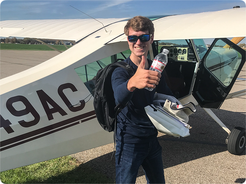 Zack Hill - Private Pilot
